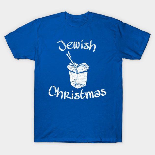 Jewish Christmas -- Hanukkah Shirt
