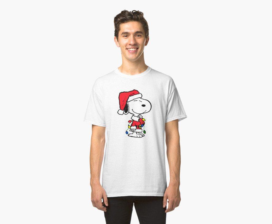Merry Christmas Snoopy