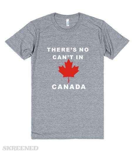Modern Family – There's No Can't In Canada | T-Shirt | SKREENED