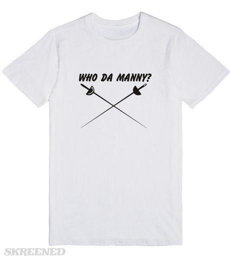 Modern Family – Who da Manny? | T-Shirt | SKREENED
