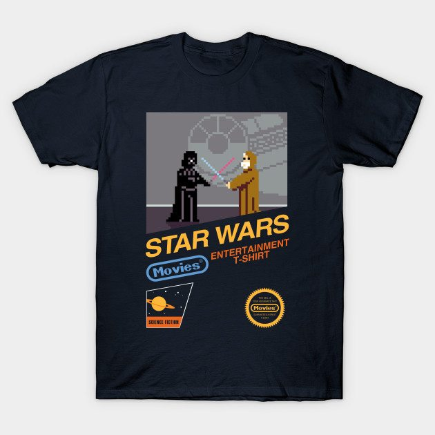 NES Star Wars T-Shirt