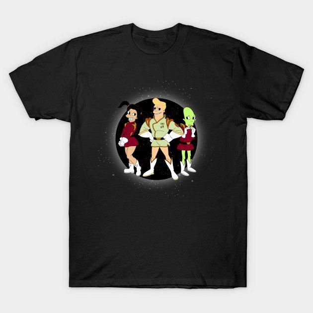Nimbus Crew 02 T-Shirt