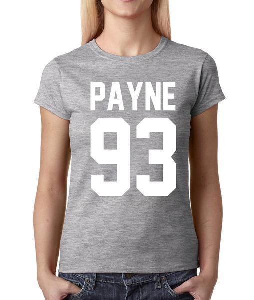 Payne '93 Birth Year Womens T-shirt
