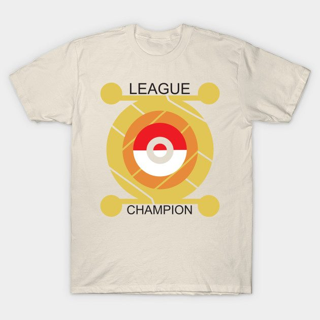 Pokemon League Champion