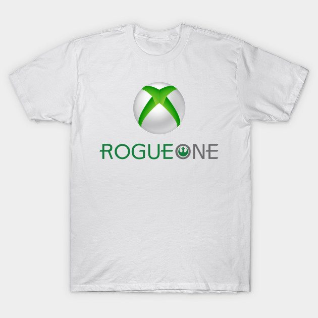 Rogue One Xbox One T-Shirt