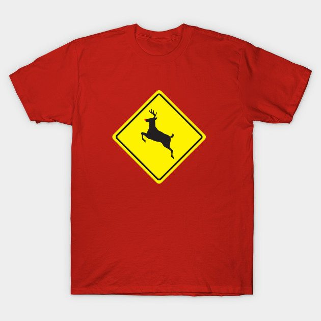 Rudolph Crossing T-Shirt