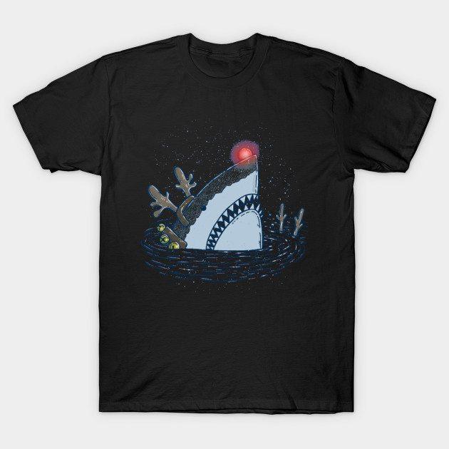 Rudolph Shark T-Shirt