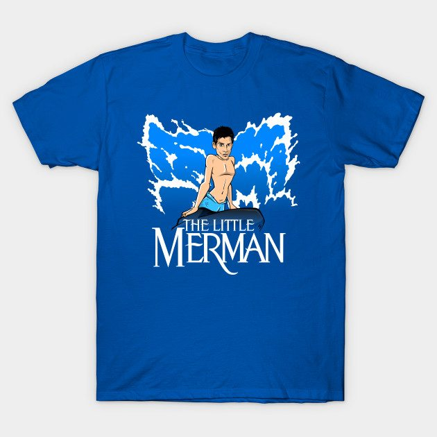 The Little Merman T-Shirt