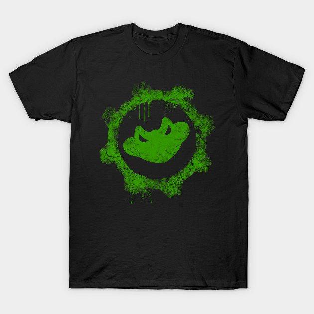 Toads of War T-Shirt