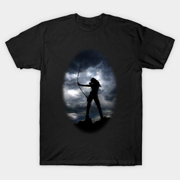 Tomb Raiding Archer T-Shirt