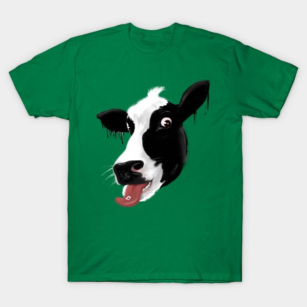 Tripping Cow T-Shirt