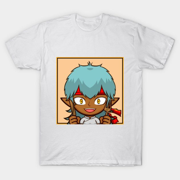 When the food finally comes.. T-Shirt