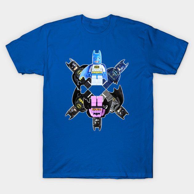 Batman LEGO team GO! T-Shirt