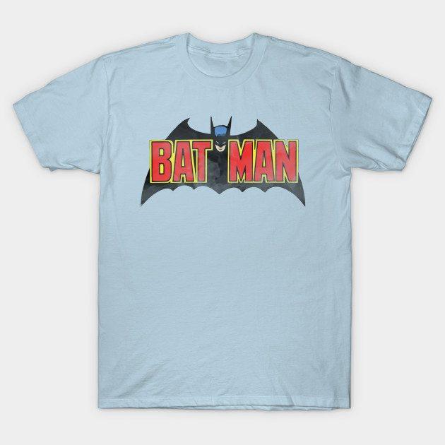 Batman – Vintage Logo T-Shirt