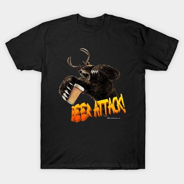BEER ATTACK T-Shirt