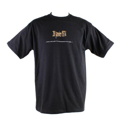 Chasseurs et Lions- Double T-Shirt