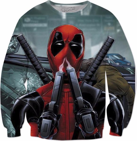 Deadpool  sweatshirts