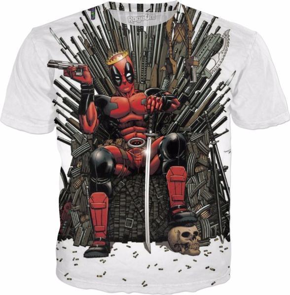 Deadpool t shirts