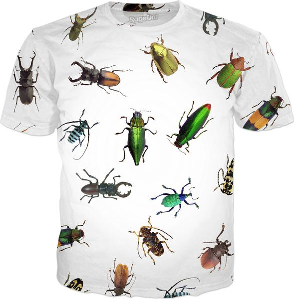 Different Real Crawling BUGS Pattern