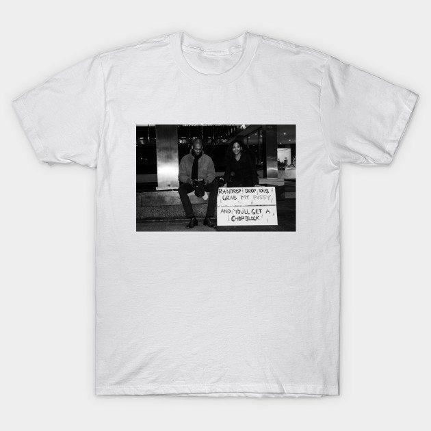 Drop Top Protest T-Shirt
