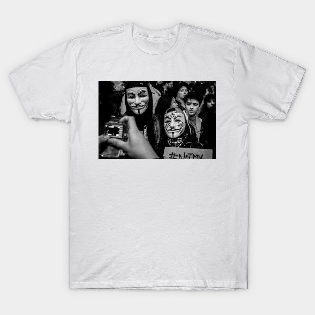 Faces Anonymous T-Shirt