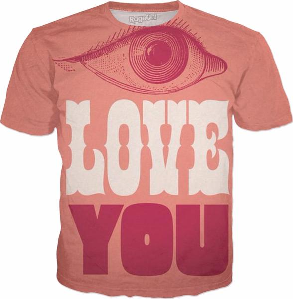Funny love t shirts