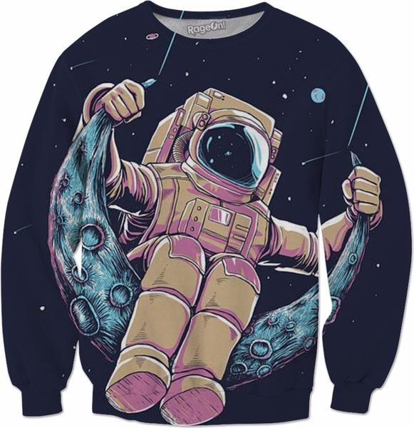 Funny space man t shirts