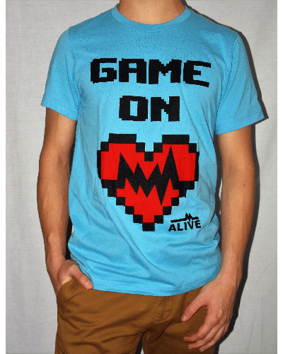 Game on Tee – Alive Designs