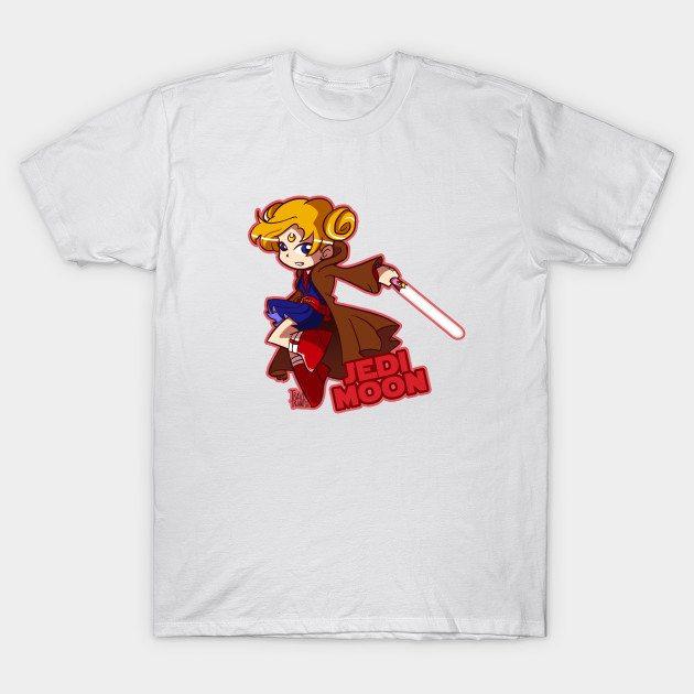 Jedi Sailor Moon T-Shirt