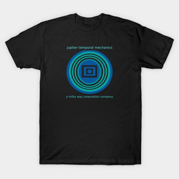 Jupiter Temporal Mechanics T-Shirt