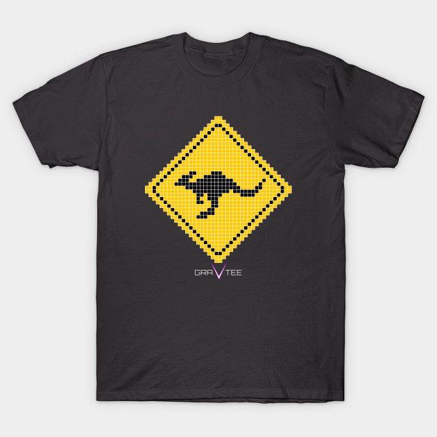 Kangaroo Xing T-Shirt