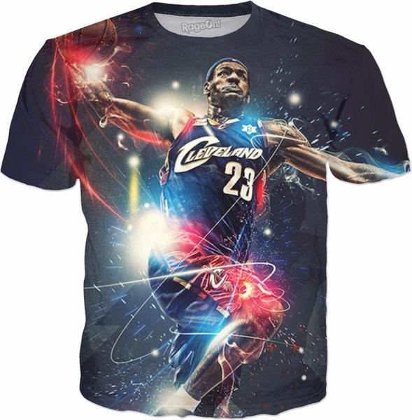 Lebron cleavaland t shirts