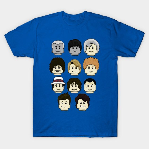 Lego Who T-Shirt