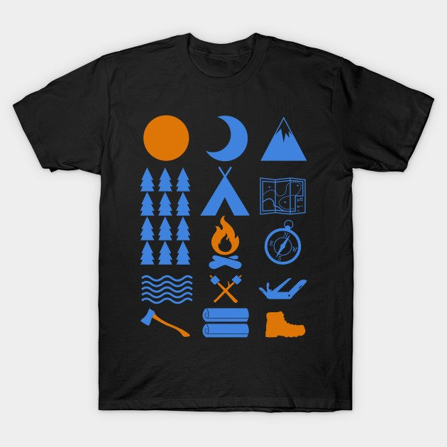 Let's Camp T-Shirt