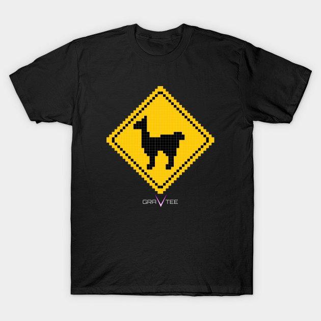 Llama Xing T-Shirt