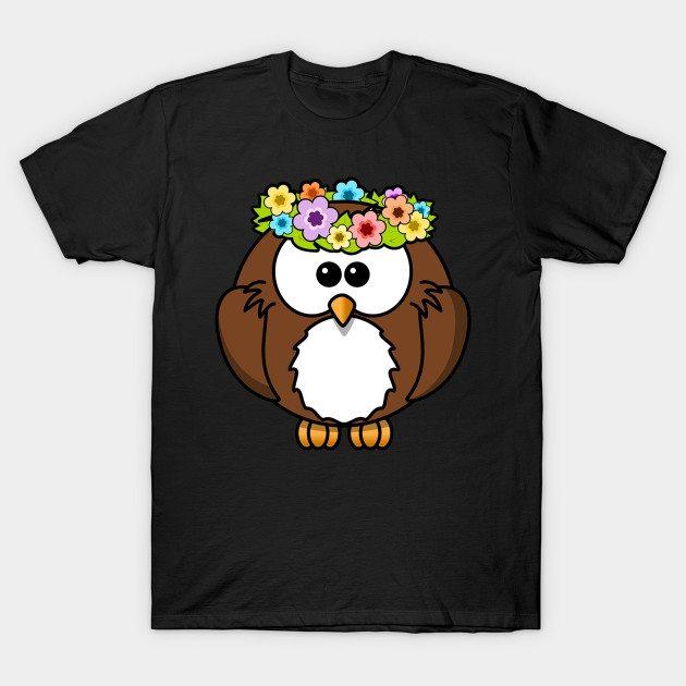 Lovely Owl T-Shirt