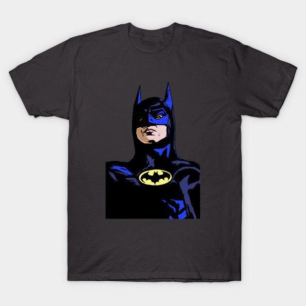 Michael Keaton Batman T-Shirt