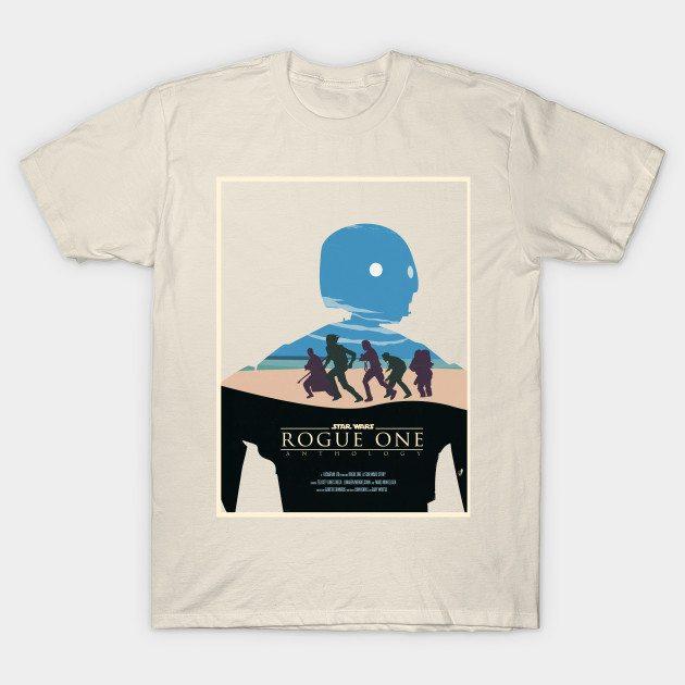 Minimalist rebellion T-Shirt