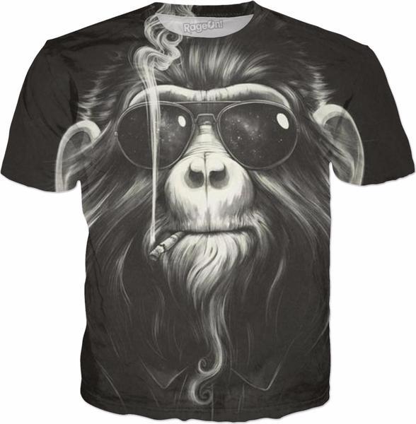 Monkey t shirts