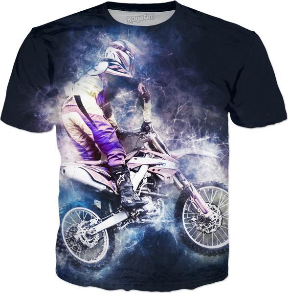 Motocross Motorcycle Motorbike