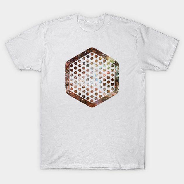 Nebula Hexagon T-Shirt