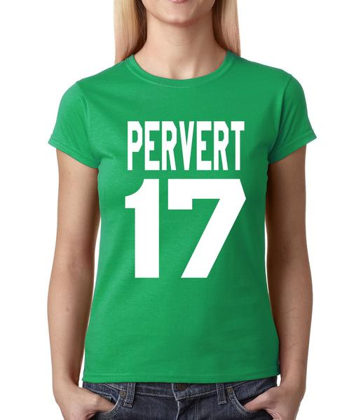 Pervert 17 Womens T-shirt