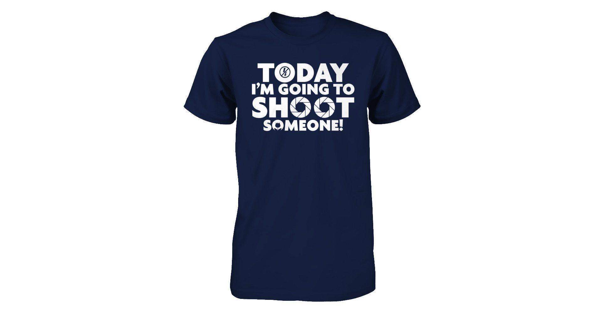 Photographer Shoot Someone