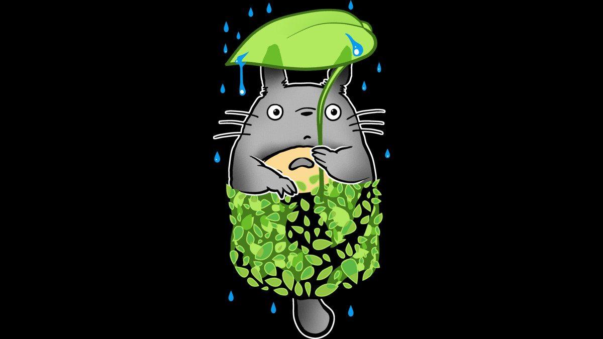 Pocket Totoro