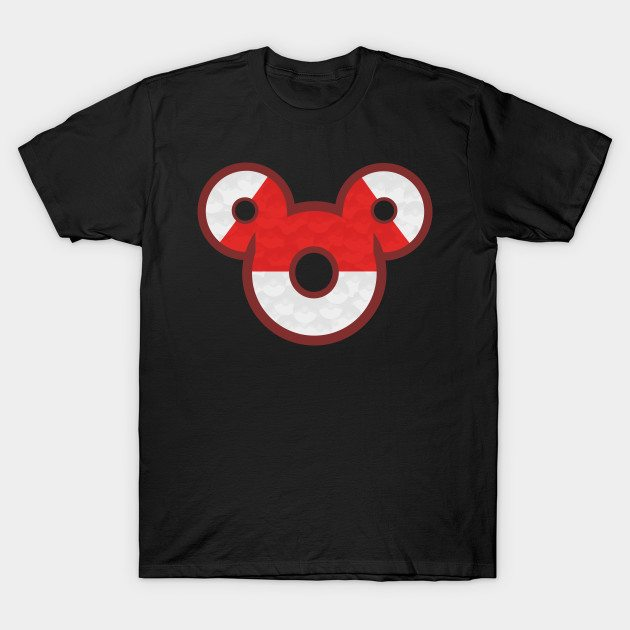 PokeMickey Mouse T-Shirt