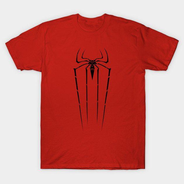 Spiderman Long Logo T-Shirt