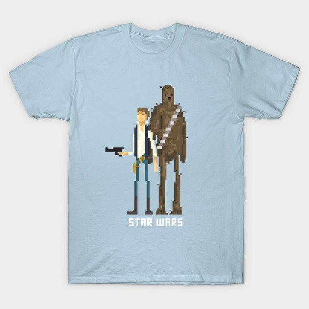 Star Wars – Han & Chewie T-Shirt