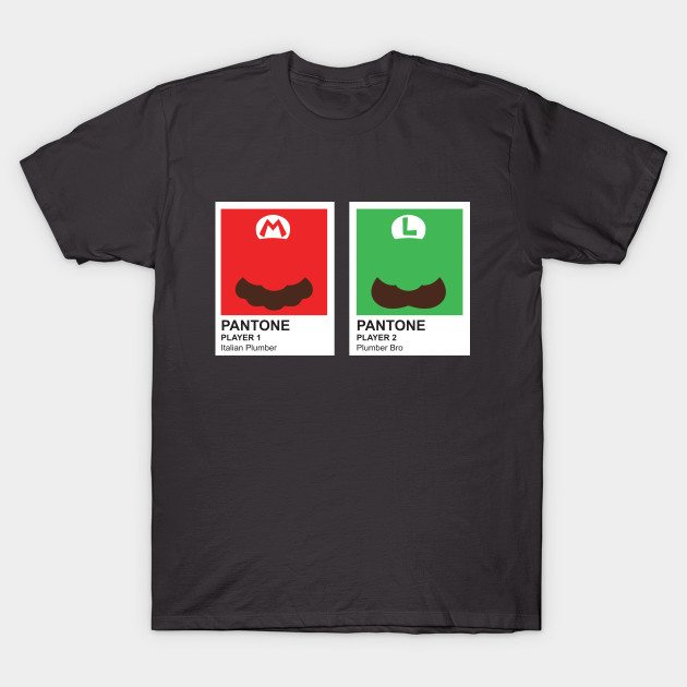 Super Pantone Bros. T-Shirt