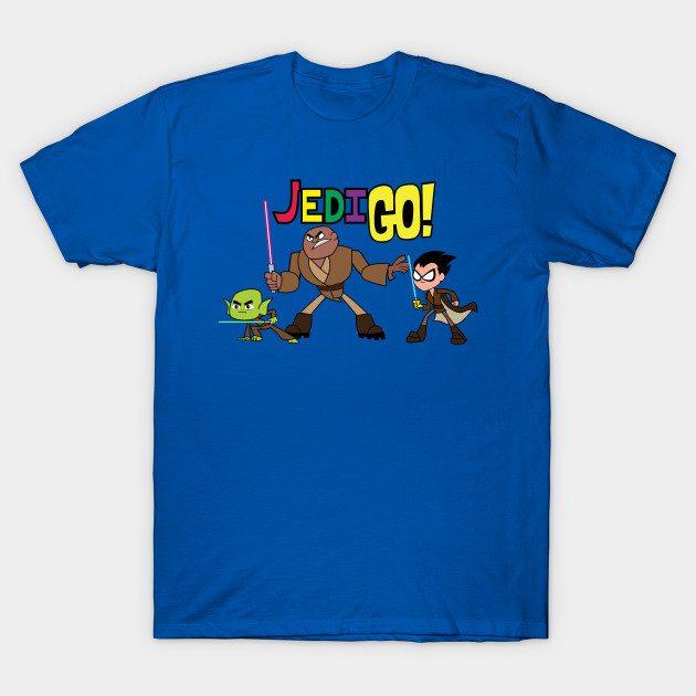 TEEN JEDI GO! T-Shirt