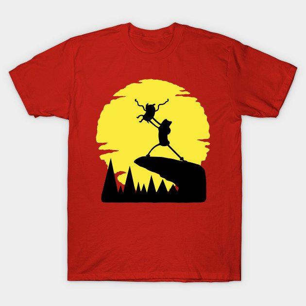 The adventure king T-Shirt